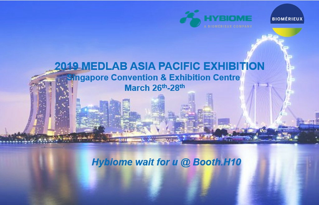 Welcome to MEDLAB ASIA PACIFIC 2019
